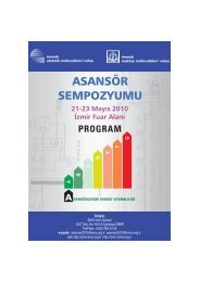 21-23 Mayıs 2010 İzmir Fuar Alanı - emo