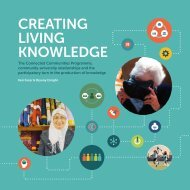 CREATING LIVING KNOWLEDGE