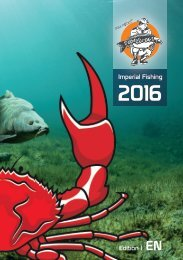 Imperial Fishing Catalogue 2016 - EN