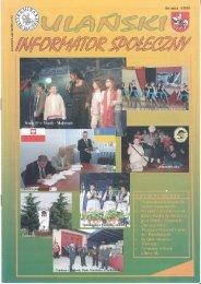 Ulański Informator Społeczny - sierpień Nr 4 2009