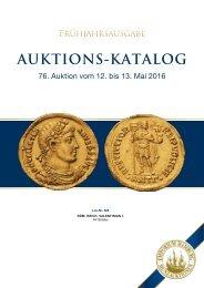 76. Auktion - Münzen & Medaillen - Emporium Hamburg
