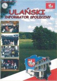 08 2010 czerwiec Ulański Informator Społeczny