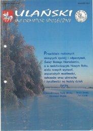 10 2010 grudzień Ulański Informator Społeczny