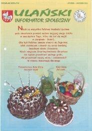 11 2011 styczeń-kwiecień Ulański Informator Społeczny