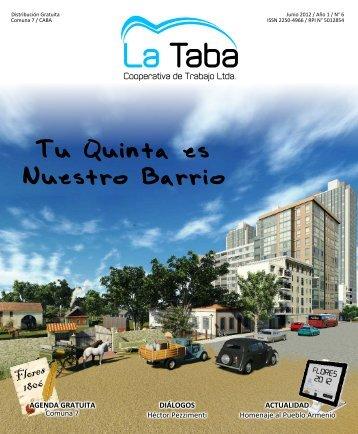 Red Comercial - La Taba