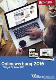Onlinewerbung 2016