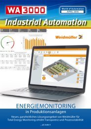 WA3000 Industrial Automation April 2016
