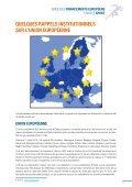 FINANCEMENTS EUROPÉENS POUR LE SPORT - Page 5