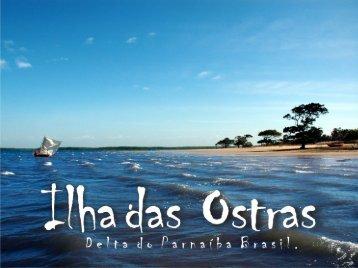 book ilha das ostras