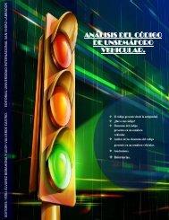 Análisis del código de un semáforo vehicular
