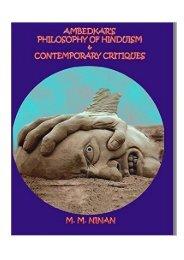 Ambedkar-Philosophy of Hinduism