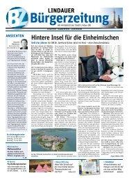 16.04.2016 Lindauer Bürgerzeitung