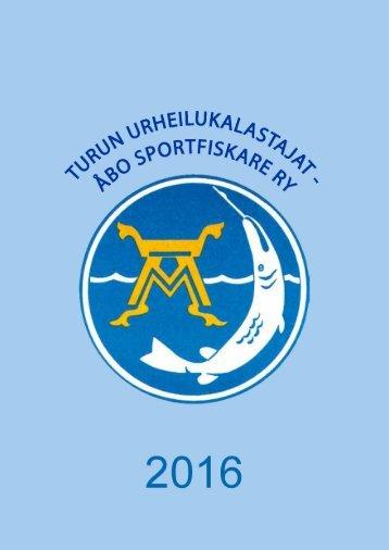 Turun Urheilukalastajat 2016