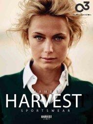Catalogus Harvest Sportswear