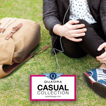 Catalogus Quadra Casual