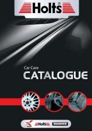 Car Care - Holts Auto
