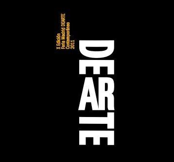 Premio Una Vida DEARTE ELENA ASINS Stand ... - Fundación Dearte
