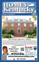 reAL TeAM reALTY - Homes Magazine