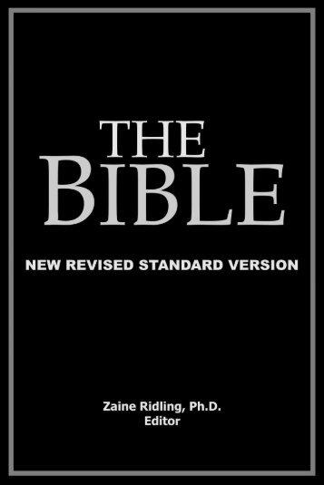 Bible_NRSV