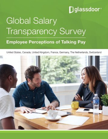 Global Salary Transparency Survey