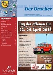 Der Uracher KW 15-2016