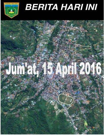 e-Kliping Jum'at, 15 April 2016