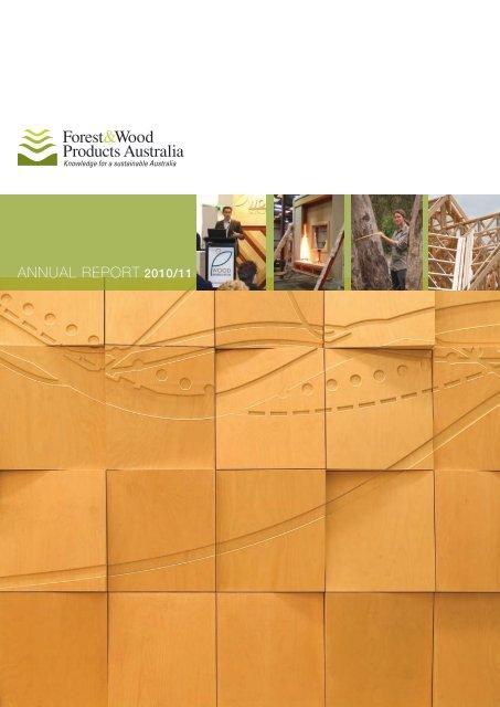 proveedor oficial bonita y colorida rebajas ANNUAL REPORT 2010/11 - Forest and Wood Products Australia
