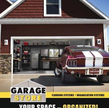rethink your garage... - Garage Store