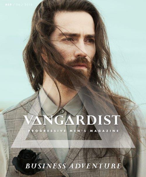 VANGARDIST Magazine | Issue 59 | The Business Adventure Issue