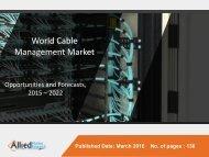 Cable Management (PDF) PPT