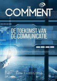 Comment 3: De toekomst van de communicatie