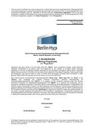 UniCredit Berlin Hypo MTN Update 2012 (Fassung zur Billigung) (pdf)