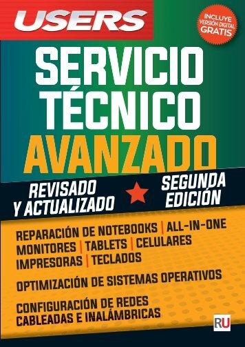 Servicio tecnico avanzado 2da edicion