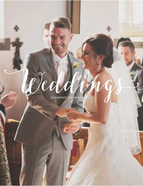 Diamond Photography - North East Wedding Photographers