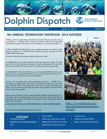 Dolphin Dispatch