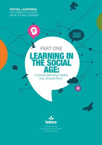 LEARNING IN THE SOCIAL AGE