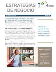 ESTRATEGIAS DE NEGOCIO