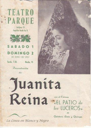 1957-06-01 Juanita Reina - El patio de los Luceros