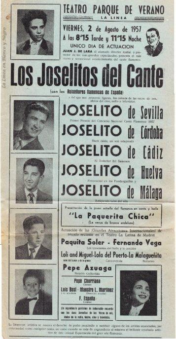 1957-08-02 Los Joselitos del Cante