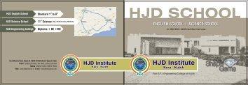 HJD School Booklet