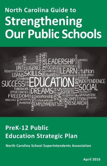 Strengthening Our Public Schools