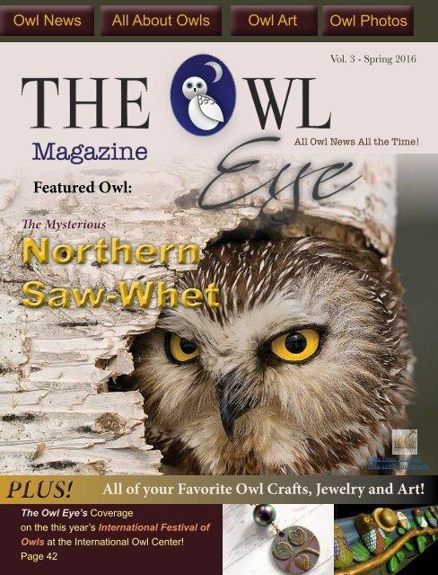 The Owl Eye Spring 2016