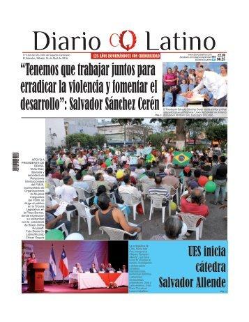 Edición 16 de Abril de 2016