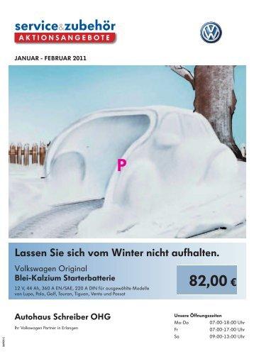Lassen Sie sich vom Winter nicht aufhalten. - intermedia team GmbH