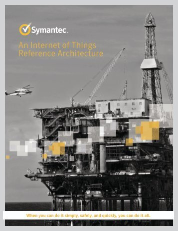 An Internet of Things Reference Architecture