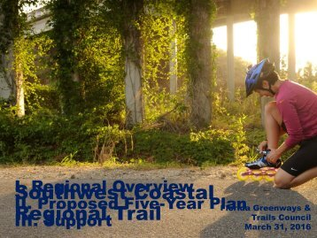 Southwest Coastal Regional Trail