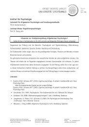 Prüfungen 2012 - Mathematisch-Naturwissenschaftliche Fakultät ...