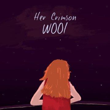 Caro Voló- Her crimson wool