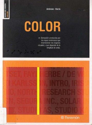 Ambrose y Harris - Color