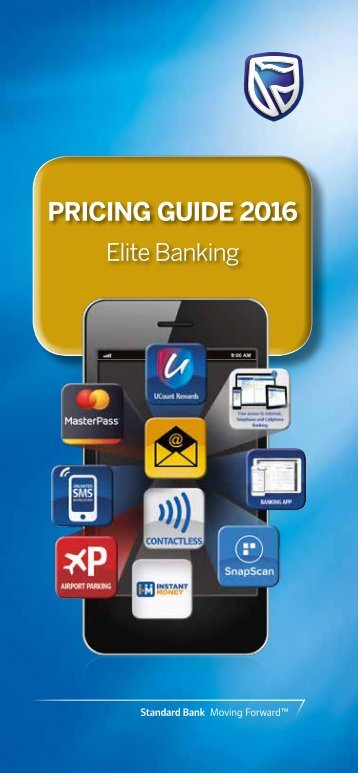 PRICING GUIDE 2016